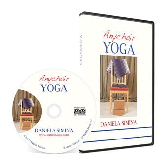 Anychair Yoga DVD